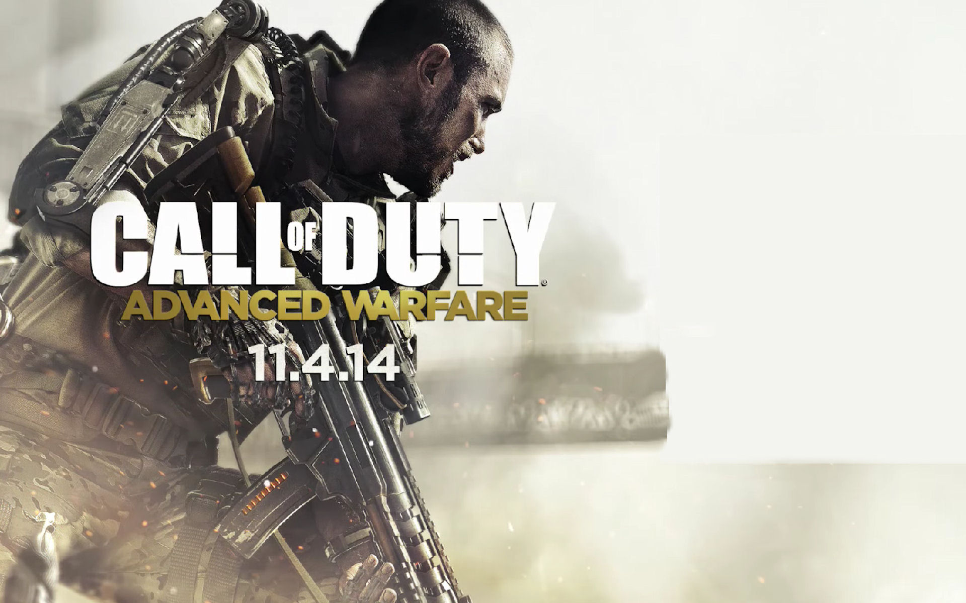 Call of Duty: Advanced Warfare Soldier Wallpaper