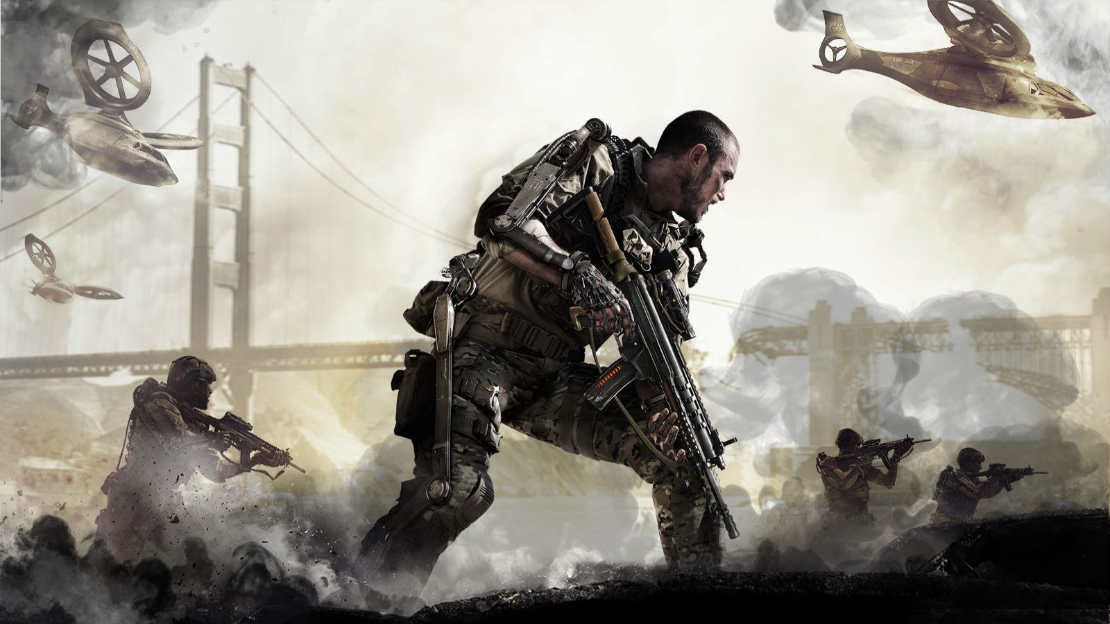 Call of Duty: Advanced Warfare New Update Now Available On PS4, Xbox One and PC - GeekSnack