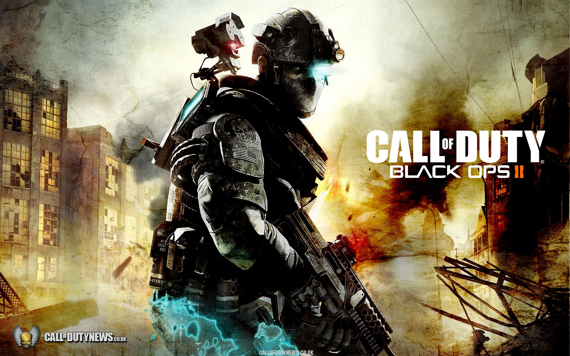 Call Of Duty Black Ops 2 Wallpaper 1920x1200 67340