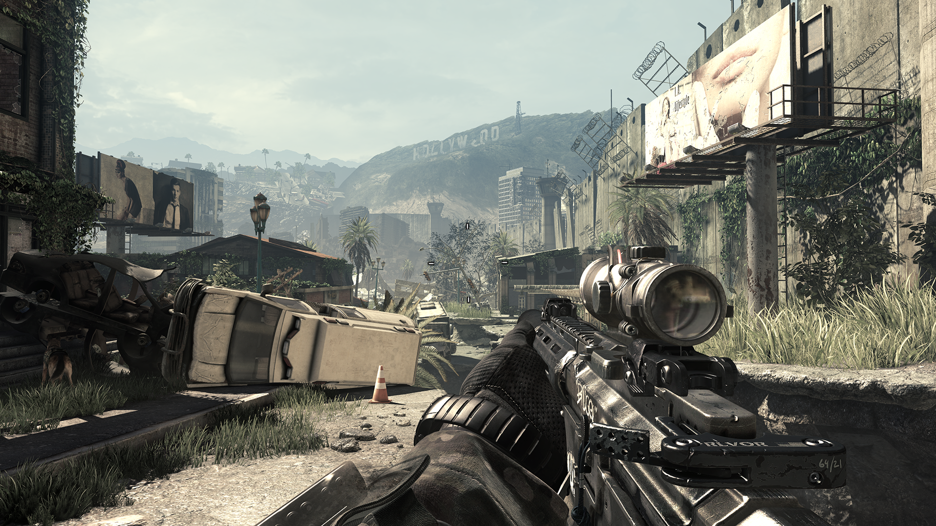 Call of Duty: Ghosts 1920x1080 PC Screenshot.