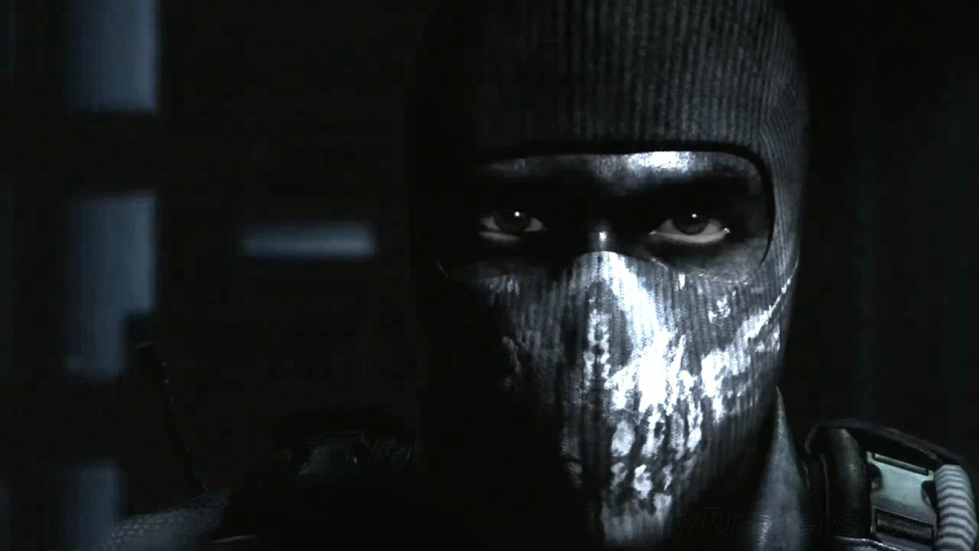 Call of Duty Ghost HD Wallpaper Free Download