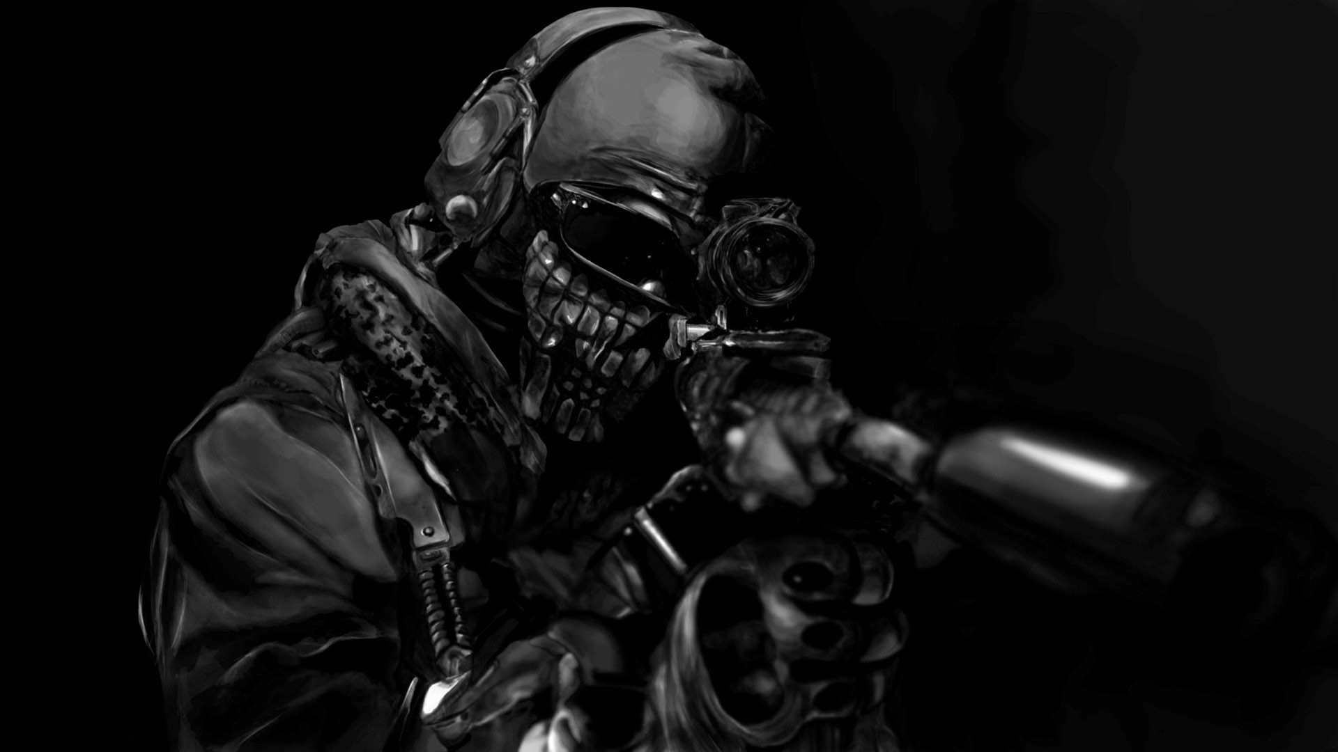 Call Of Duty Ghosts Wallpaper Walljpeg