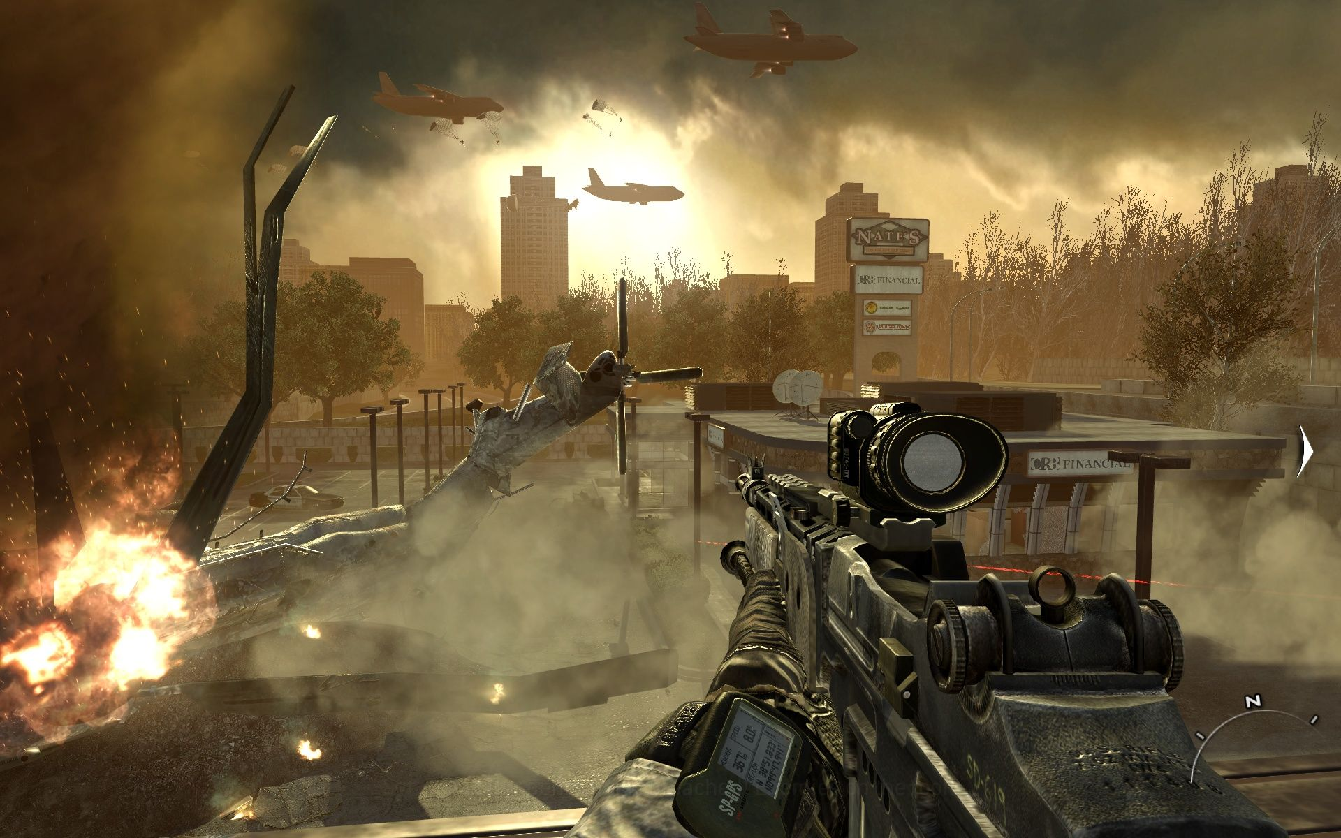 Call of Duty: Modern Warfare 2 Windows Feels a bit like the end of the