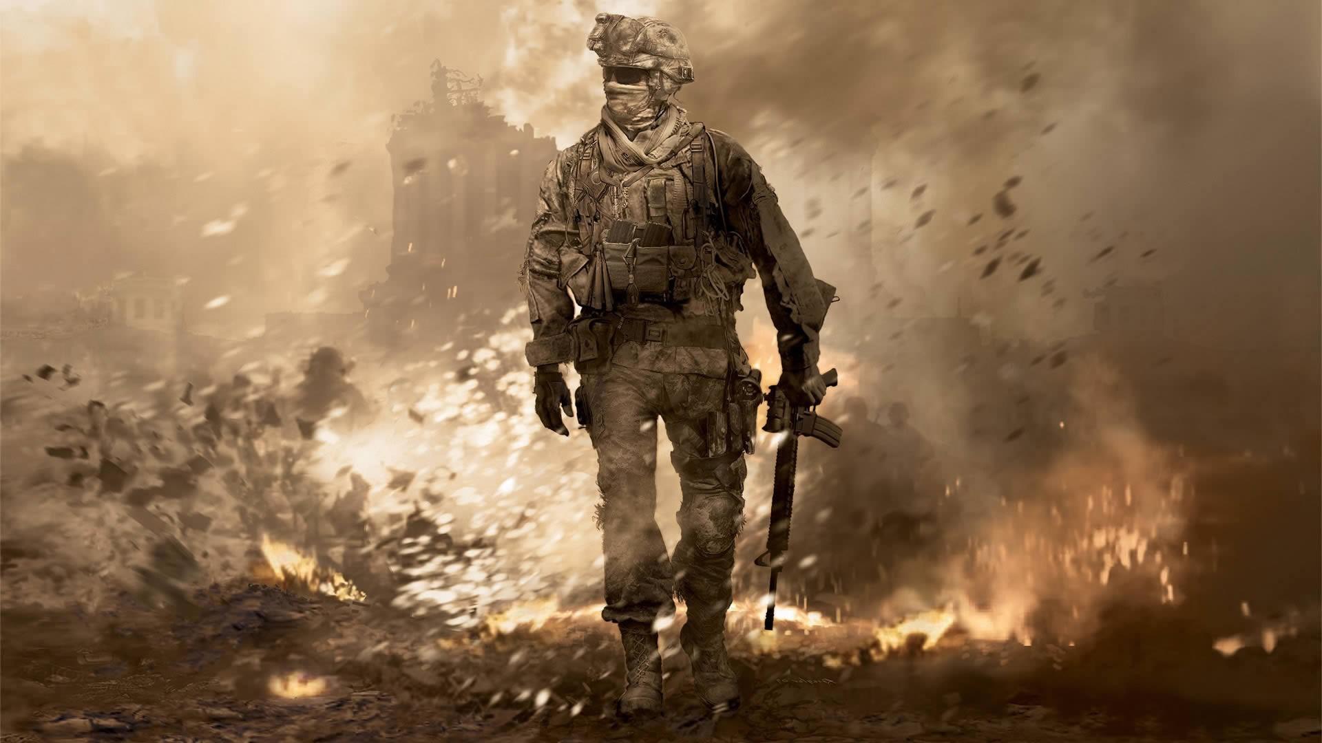 Call Of Duty Modern Warfare 2 Wallpaper 1920x1080 78799