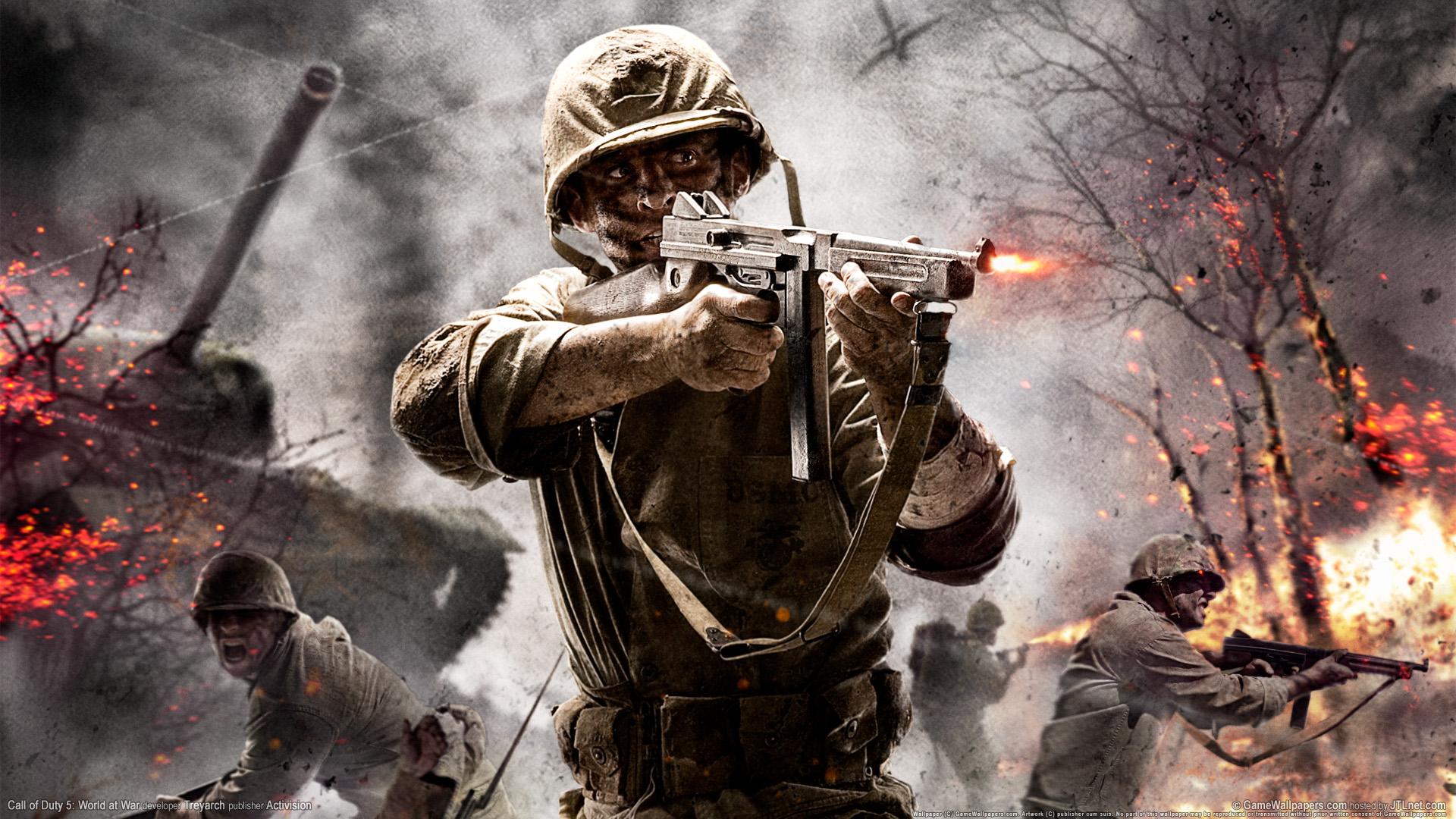 Call Of Duty Wallpaper Dekstop Windows