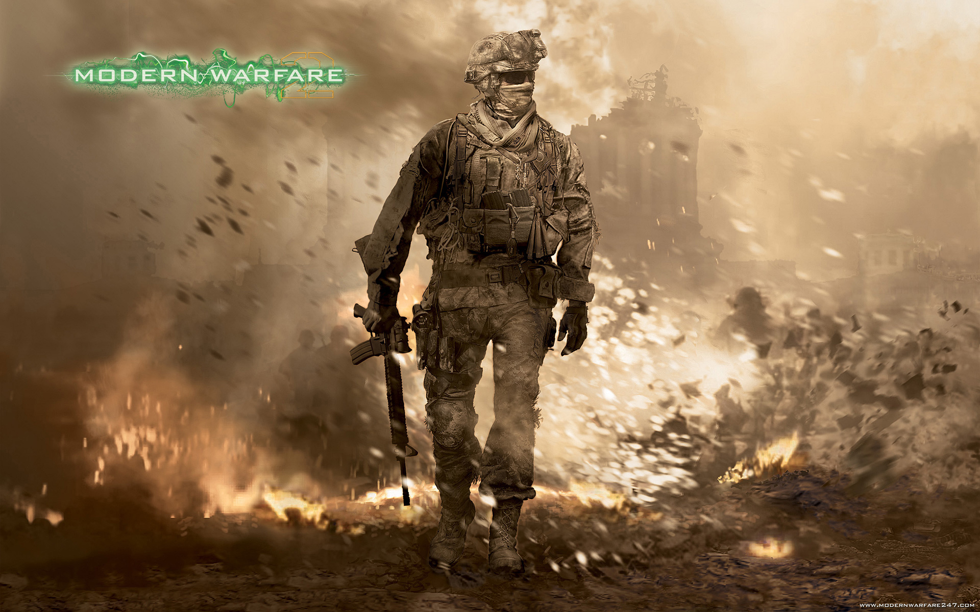 HD Wallpaper | Background ID:78321. 1920x1200 Video Game Call Of Duty ...