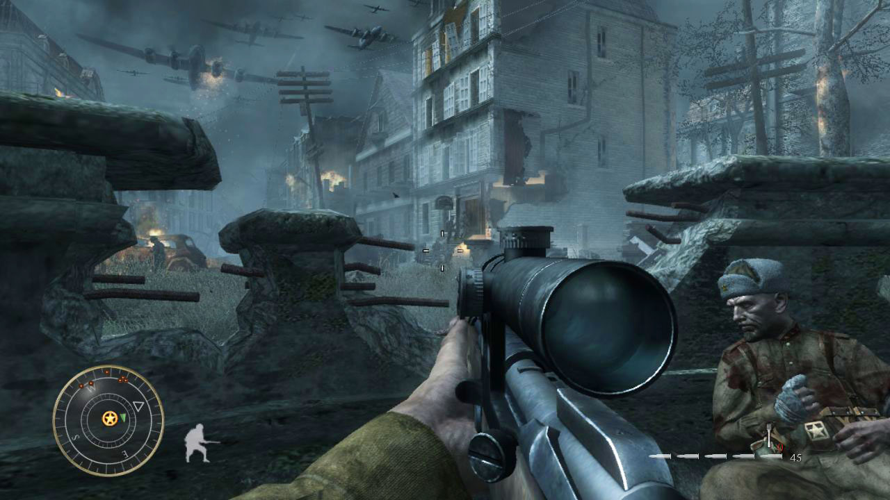 Call Of Duty World At War Wallpaper 1280x720 78806