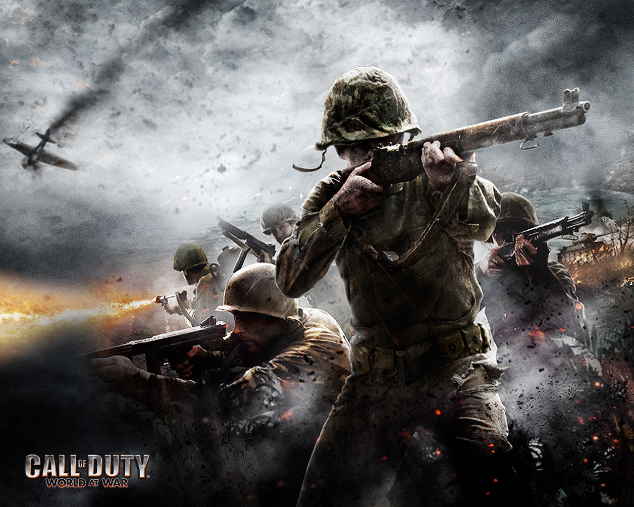 Xbox one wallpaper 1600x1200 68054 - Call of duty world war 2 background ...