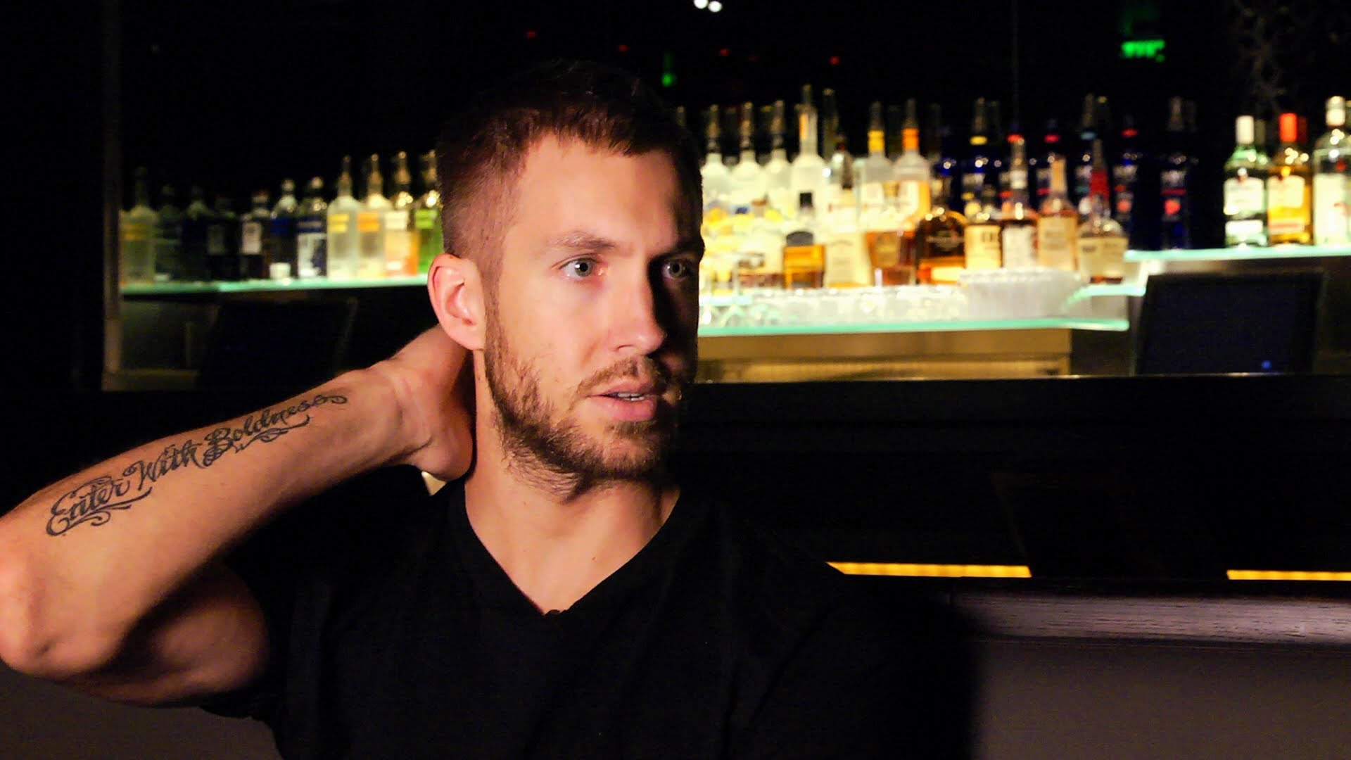 Calvin Harris: From Supermarkets to Superstardom
