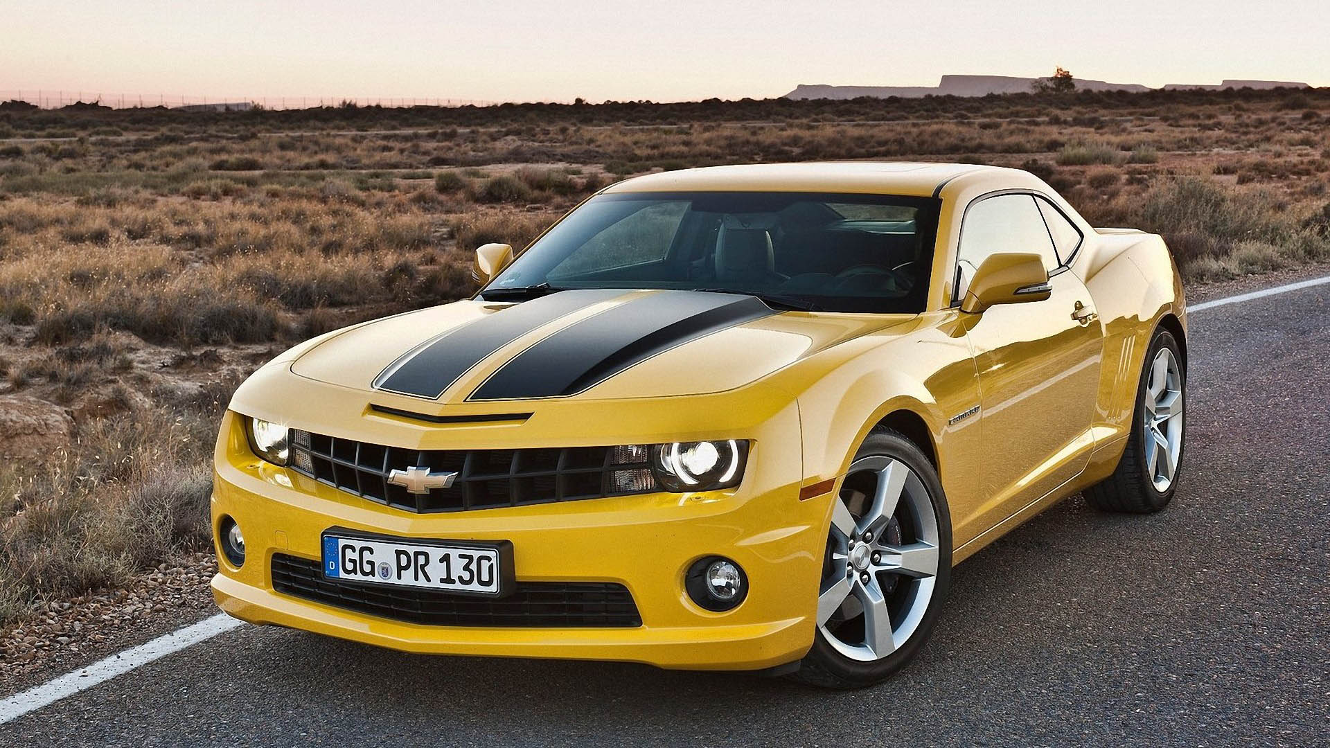 Chevrolet Camaro- Photo#01