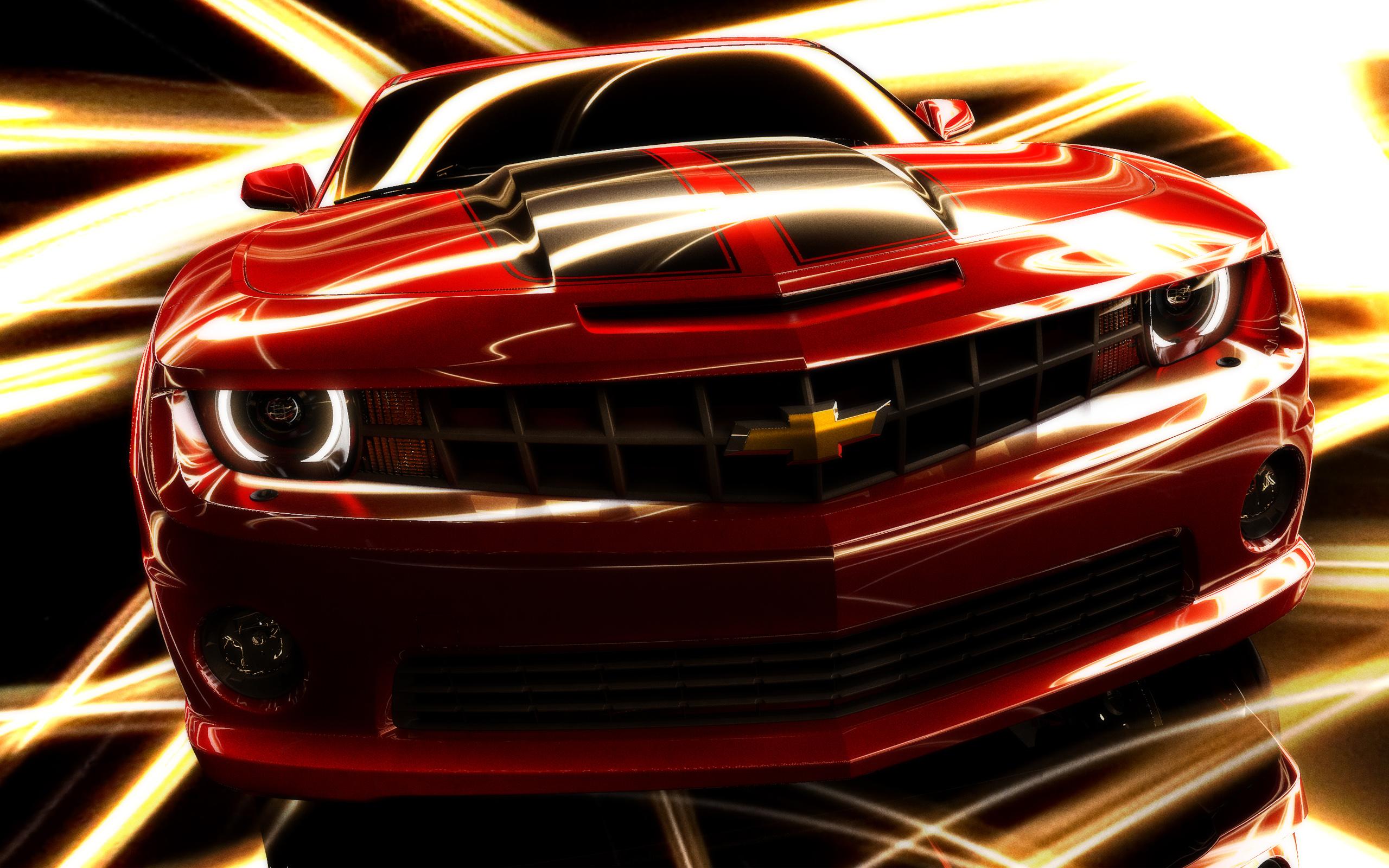 GM Chevrolet Camaro