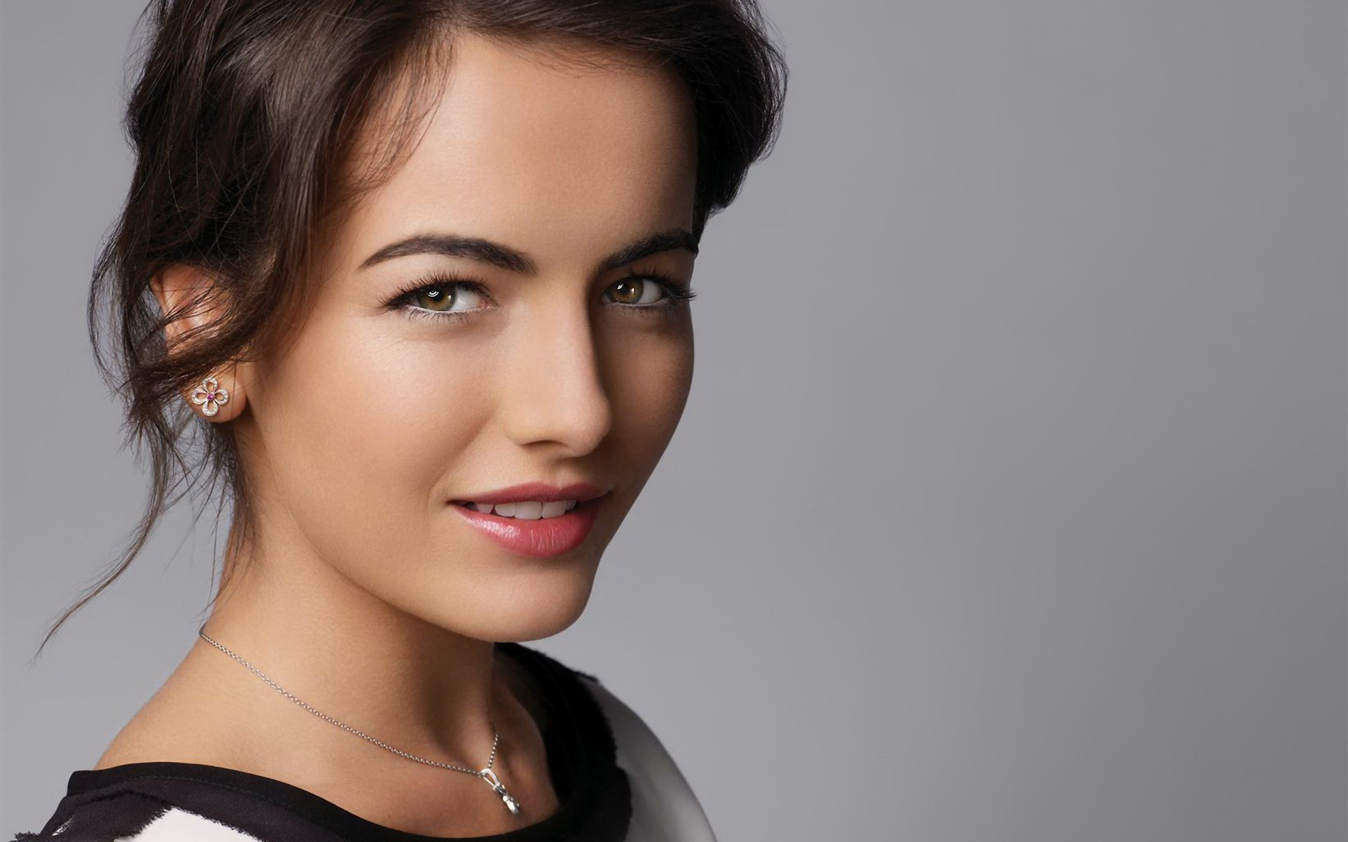 Stunning Camilla Belle Wallpaper