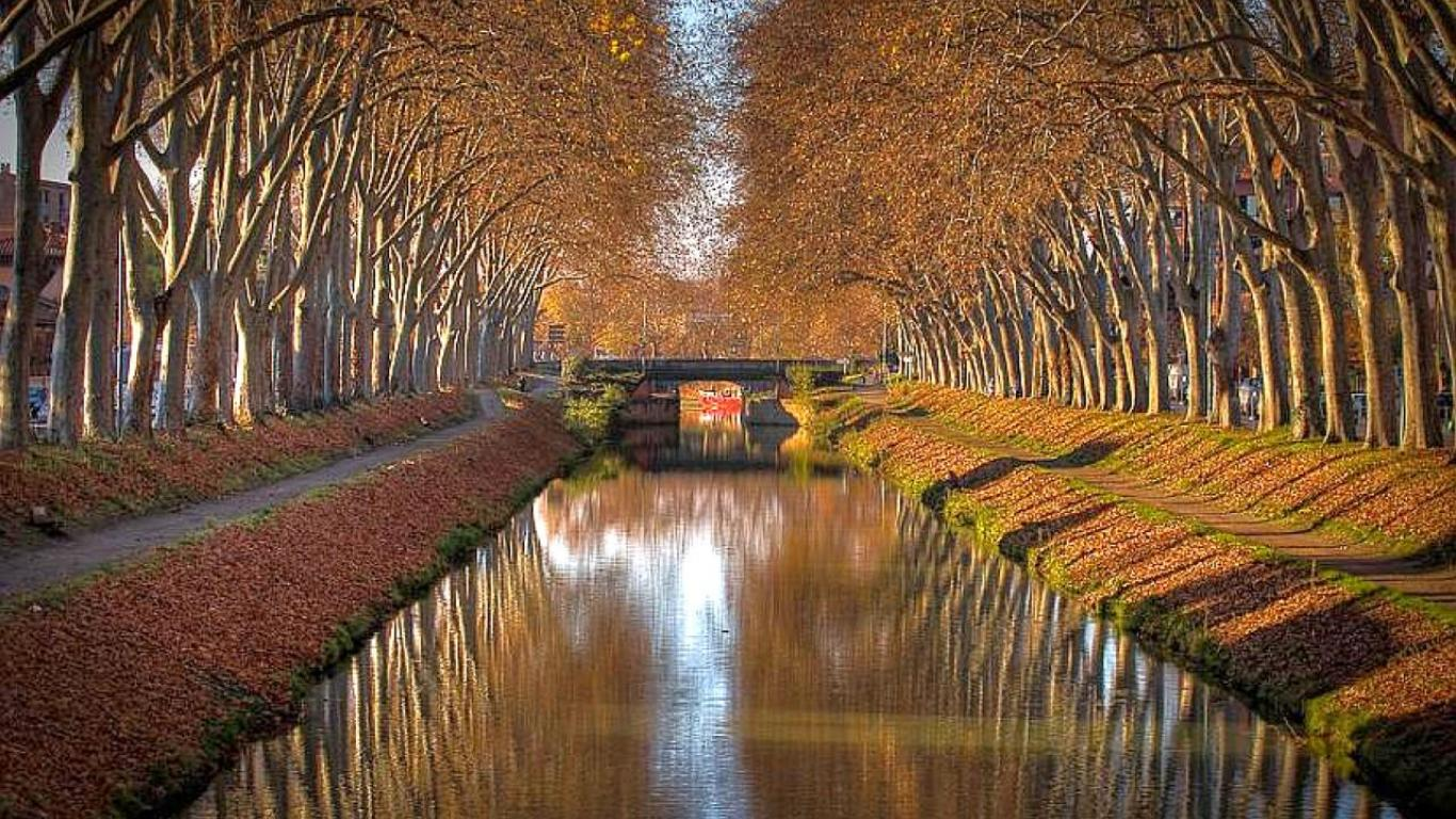 Canal Wallpaper HD