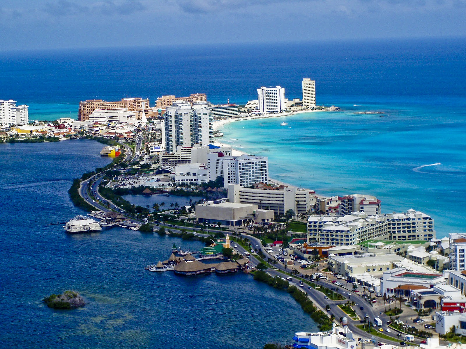 Asked by dentistar promotions, we have included in cancun lodging in some of our packages