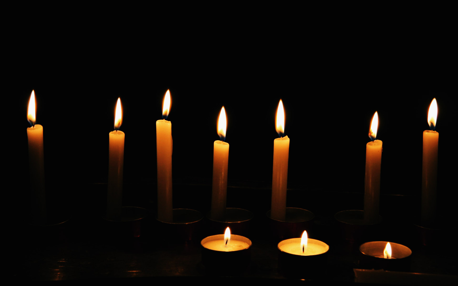 Candle wallpaper 9203