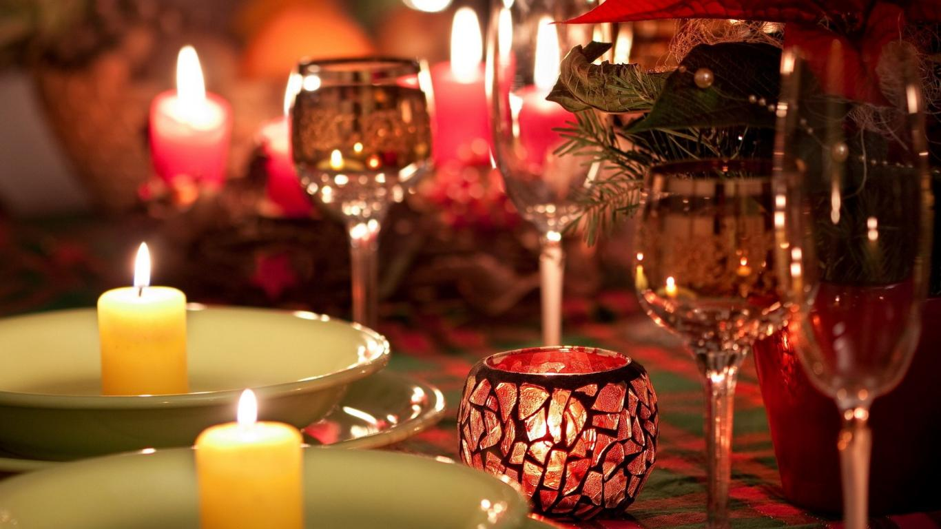 Staycation Idea #1: Prepare Food Together and Enjoy a Candlelight Dinner