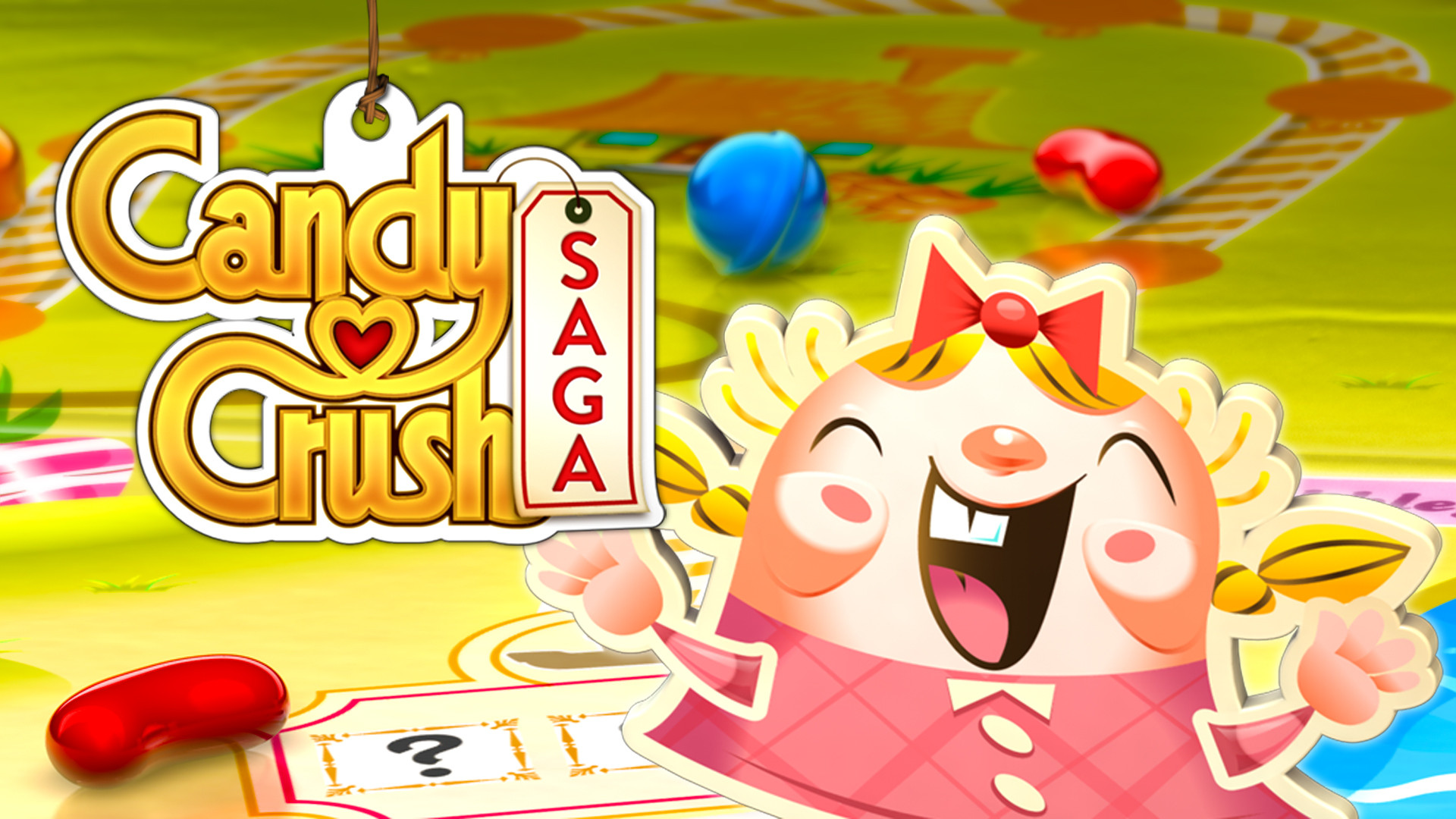 Candy Crush Wallpaper