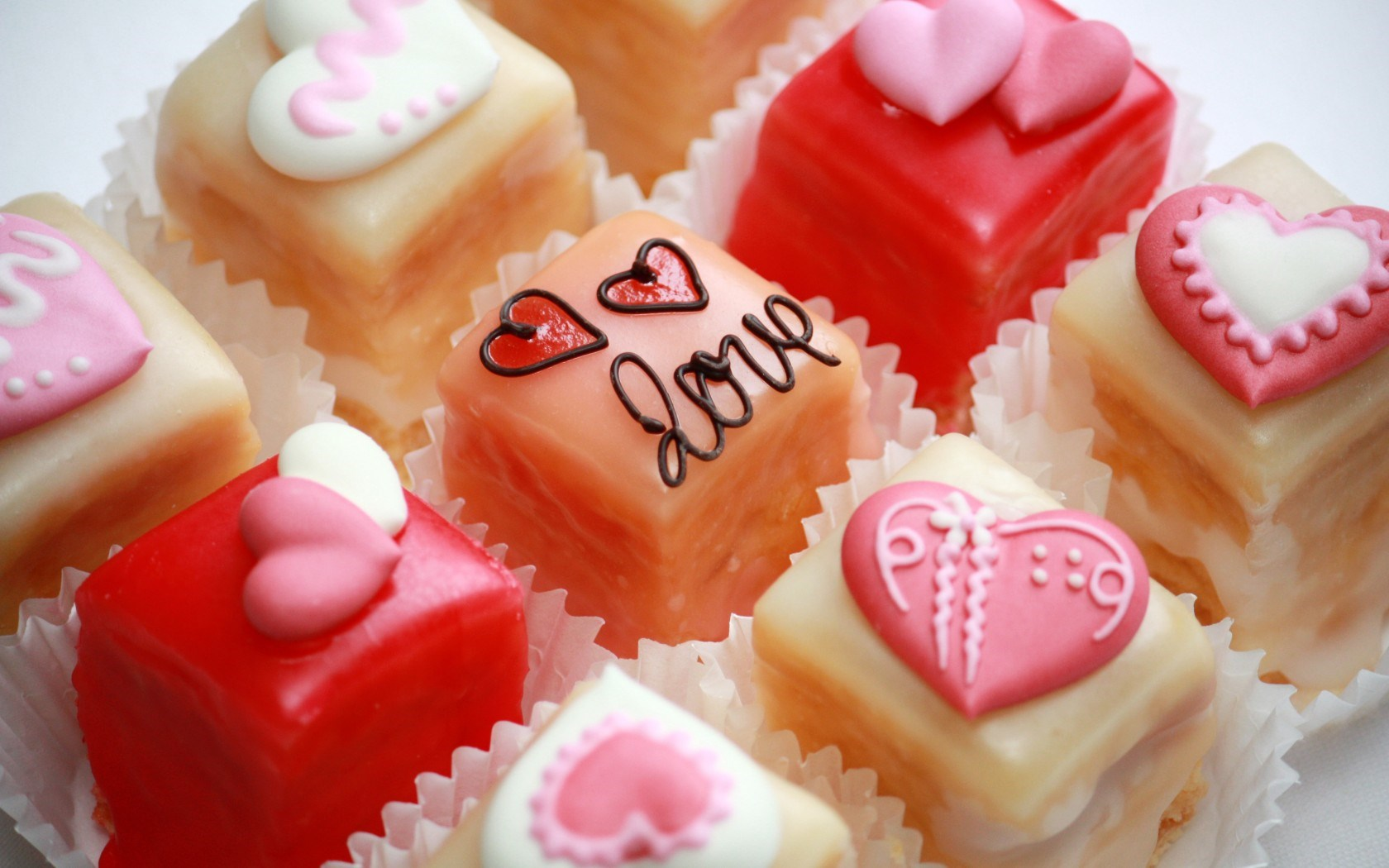 Candy Hearts Sweets Dessert Love