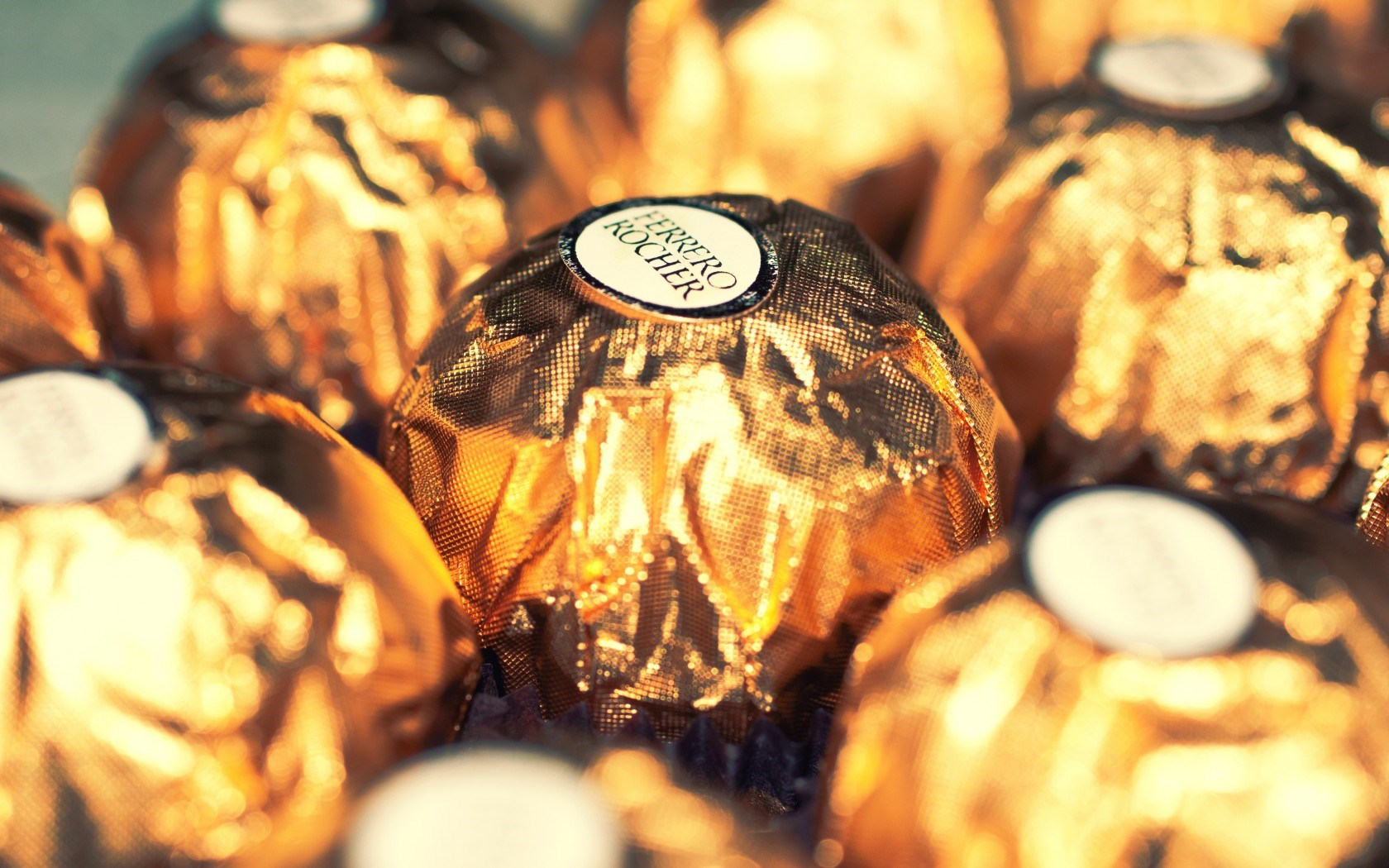 Candy Wrapper Gold