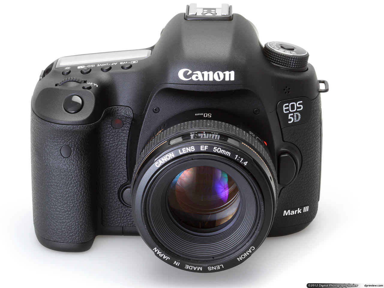 Review based on production Canon EOS 5D Mark III with firmware v1.1.2