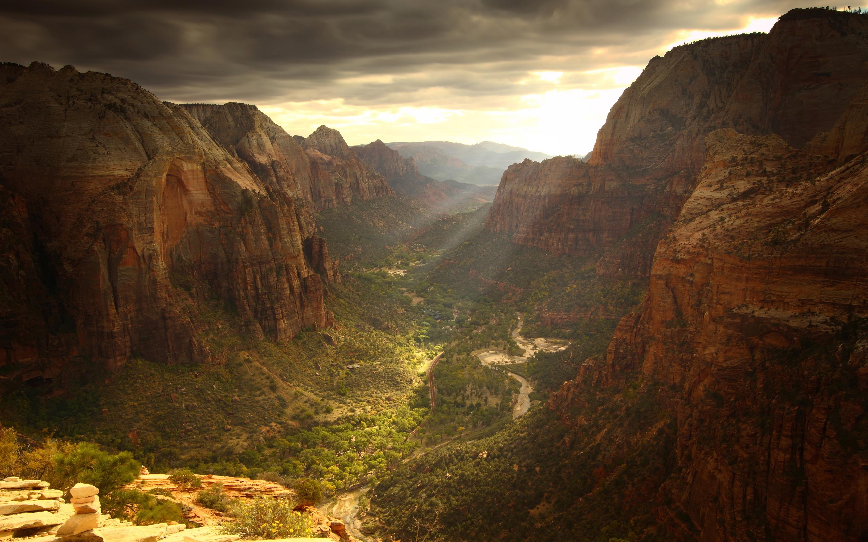 Canyon valley springdale utah