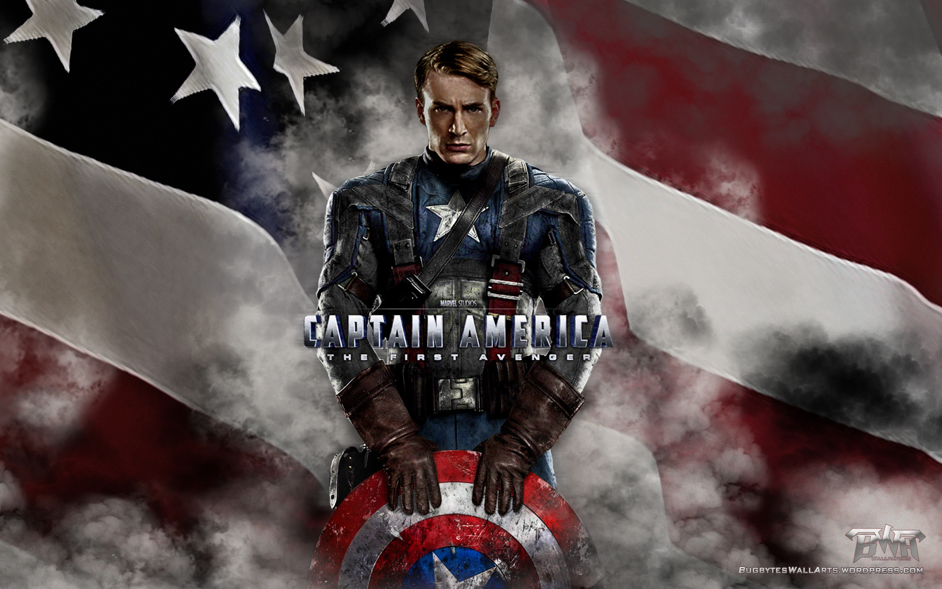 Captain America Captain America Hd Wallpaper