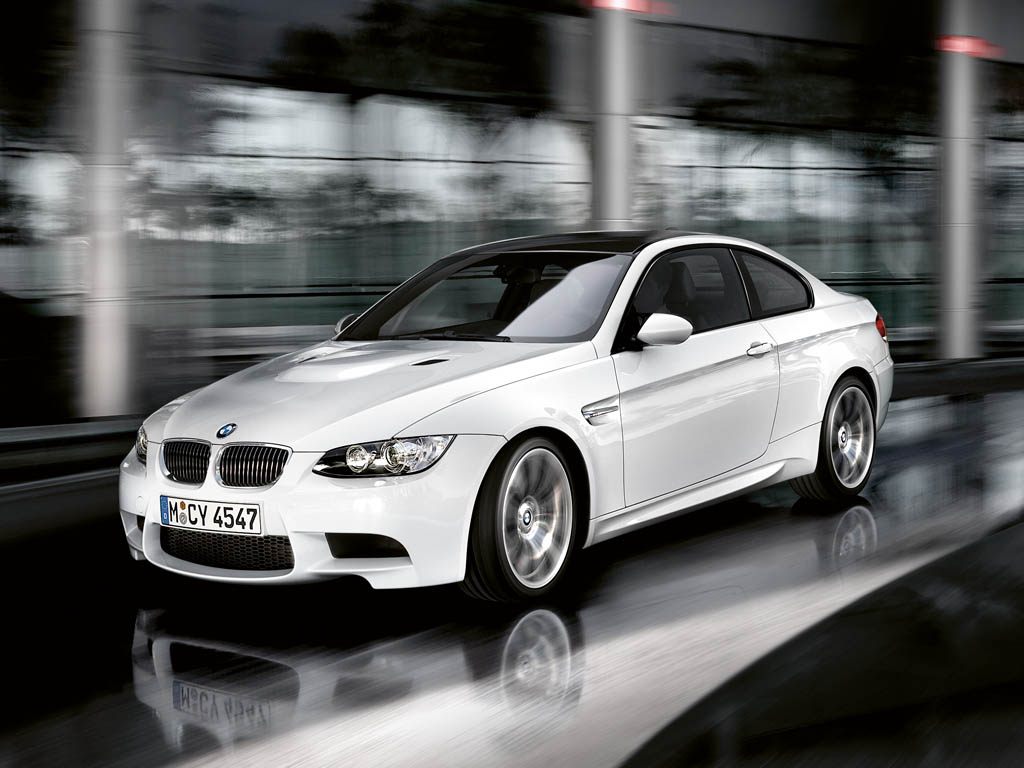 Car BMW M3 Coupe