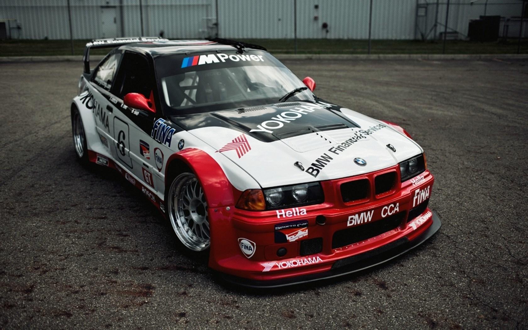 Car BMW M3 E36 GTS-2