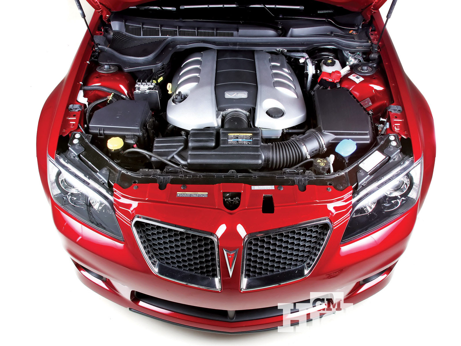... muscle car engine showdown 8 ...