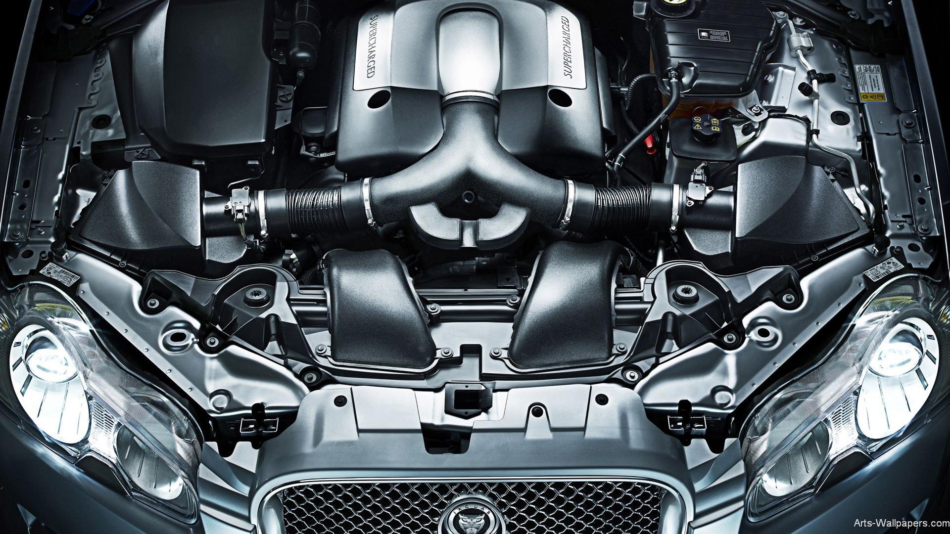 Car Engines 4243