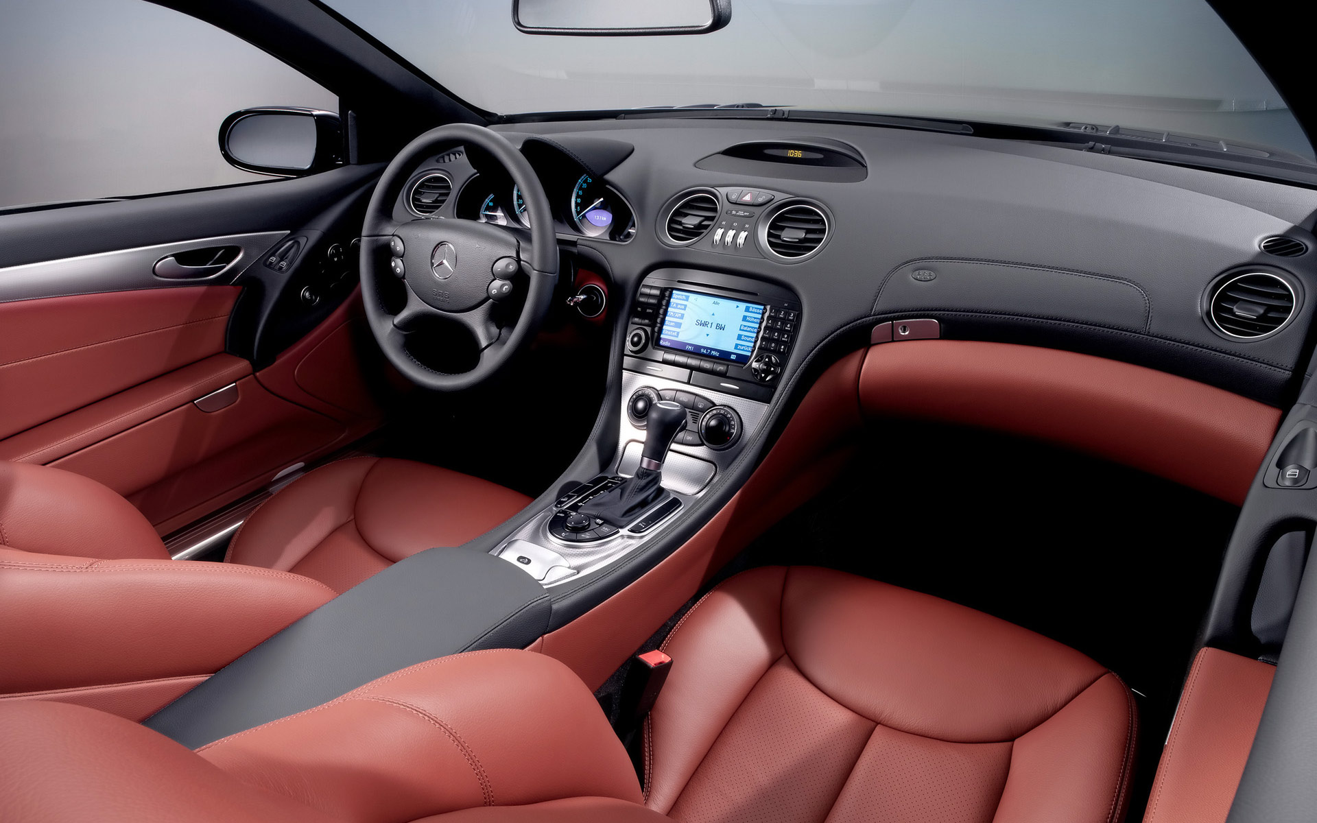 Car Interior Wallpapers