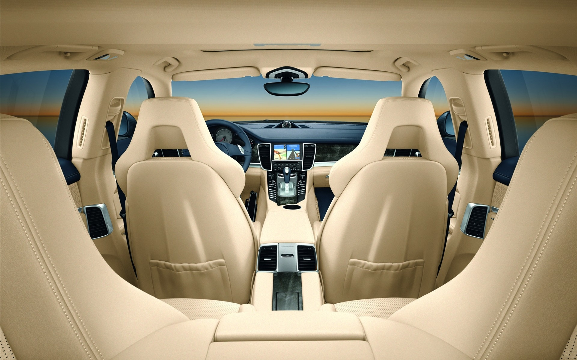 Car Interior Background 36880