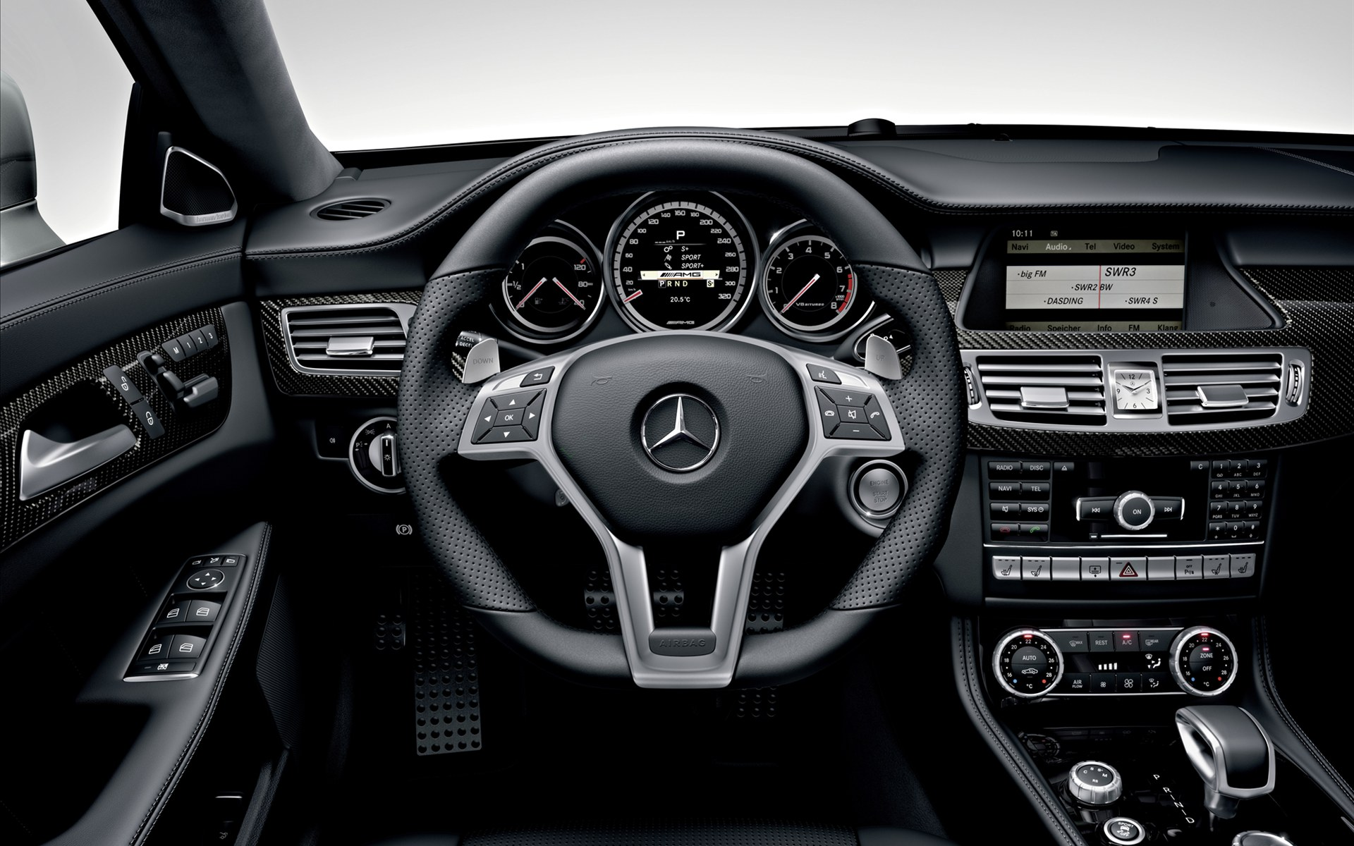 Car Interior Wallpaper