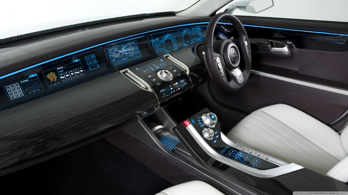 Car Interior Wallpapers
