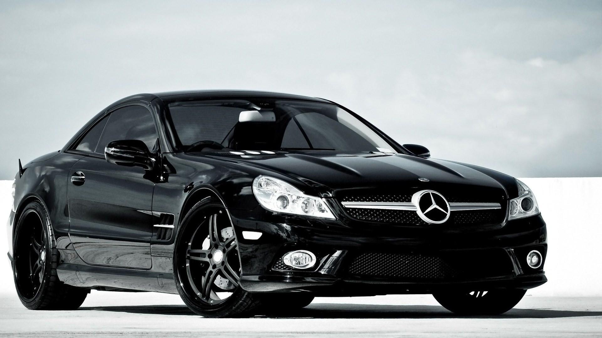 Car Mercedes-Benz Black