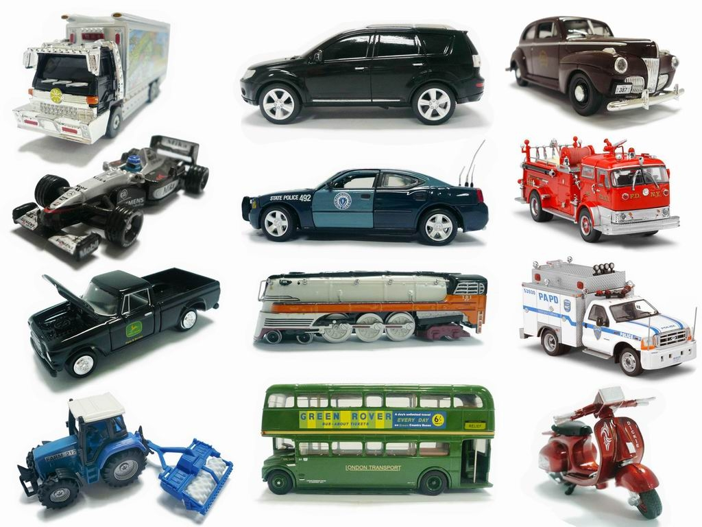 Top Toy Cars