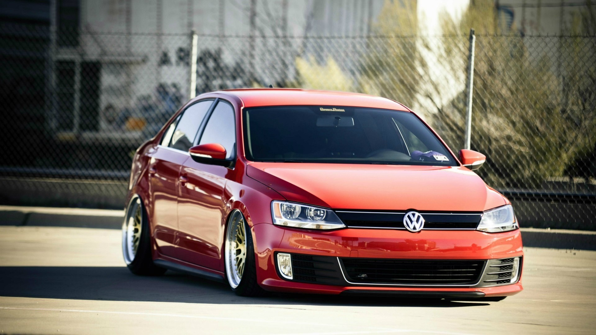 Car Volkswagen Jetta Tuning wallpaper