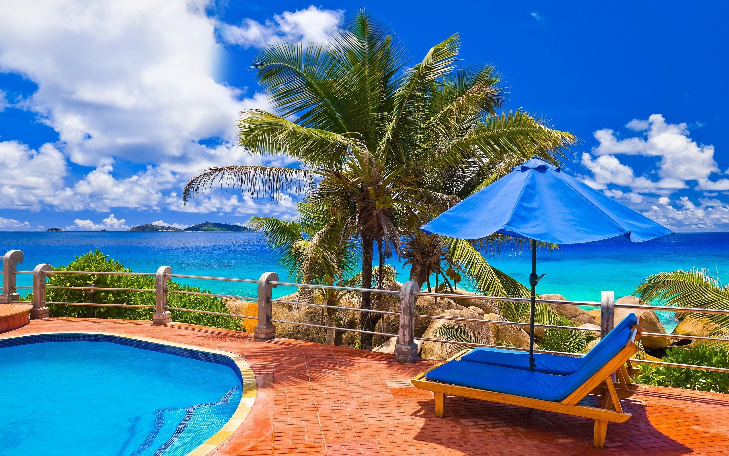 Caribbean Pool