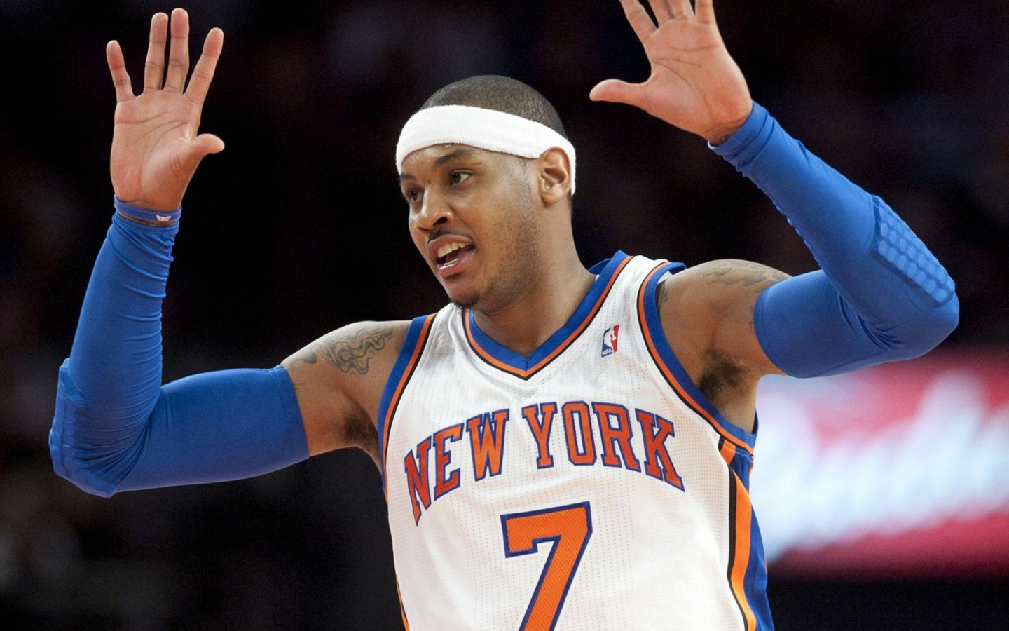 Report- Carmelo Anthony to Stay With the New York Knicks