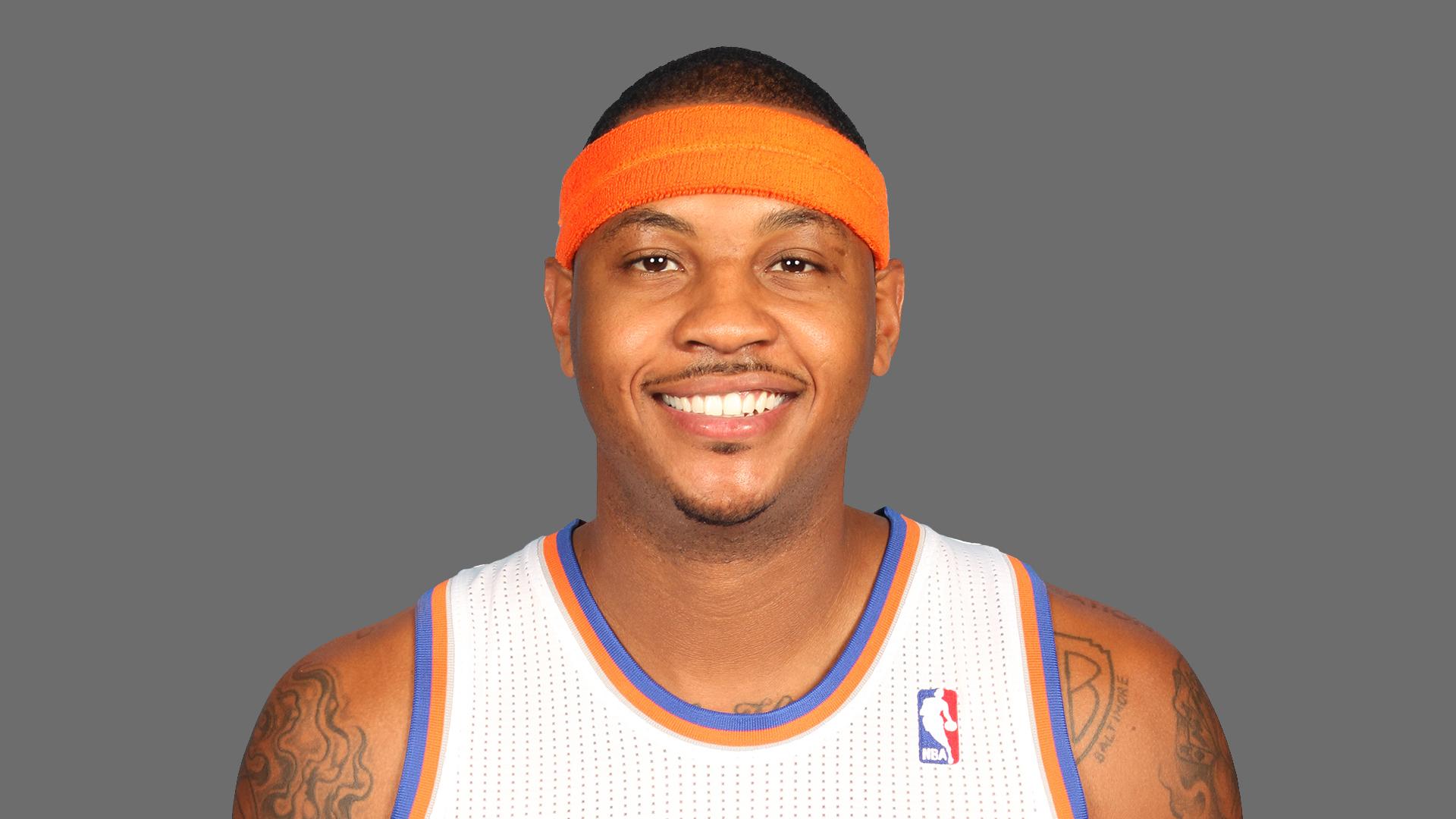 Carmelo Anthony NBA Live