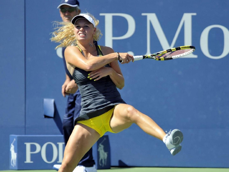 ... Caroline Wozniacki 16 ...