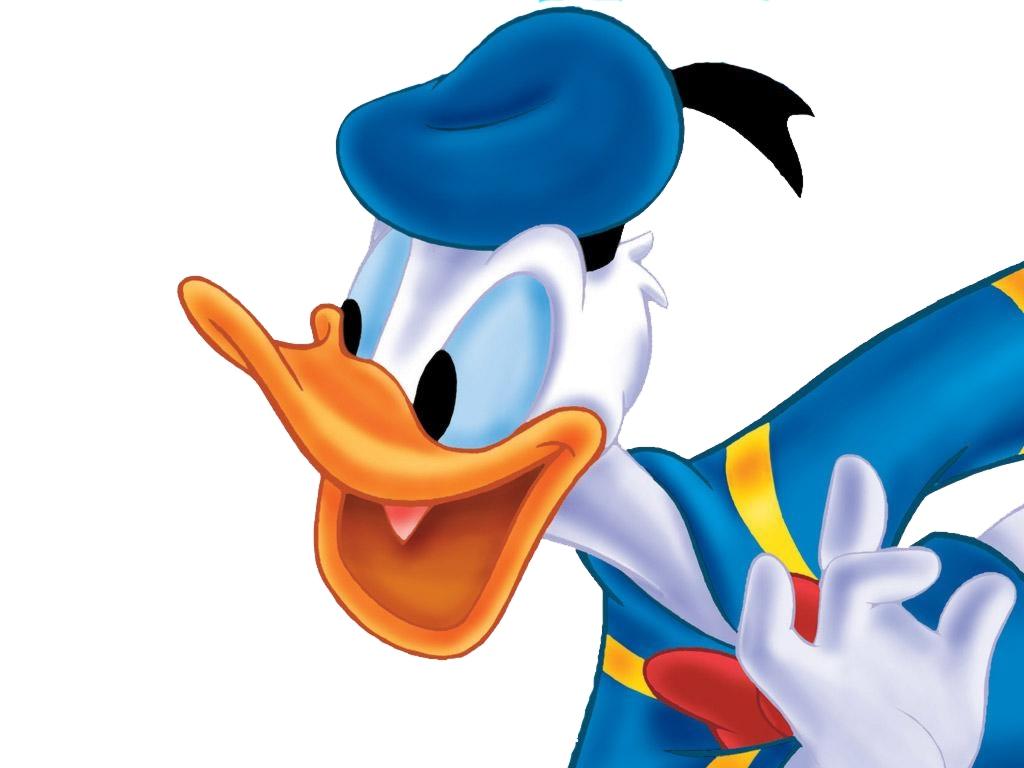 Donald Duck Cartoon Wallpaper HD For Mobile