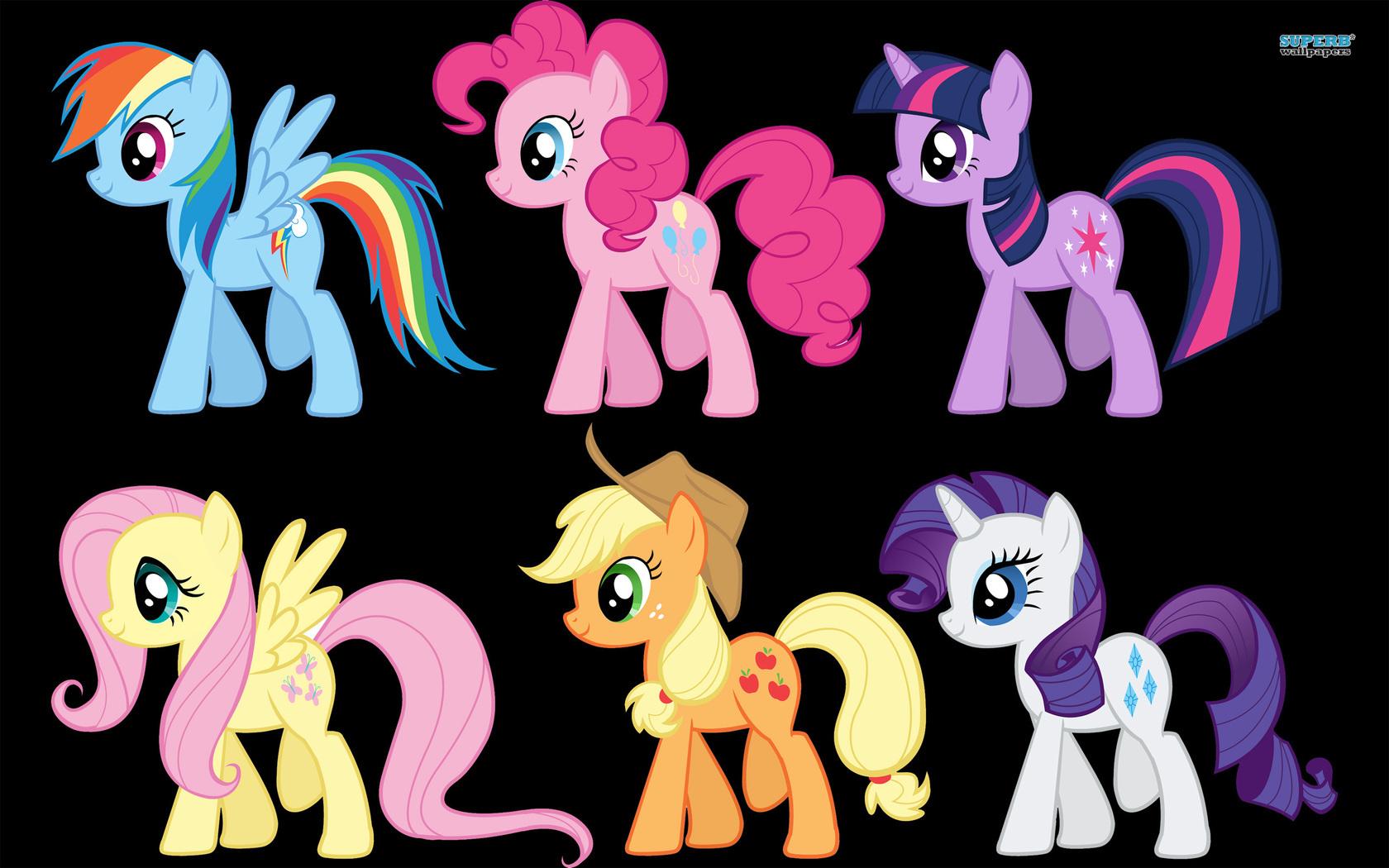 My Little Pony Friendship is Magic wallpaper 1680x1050