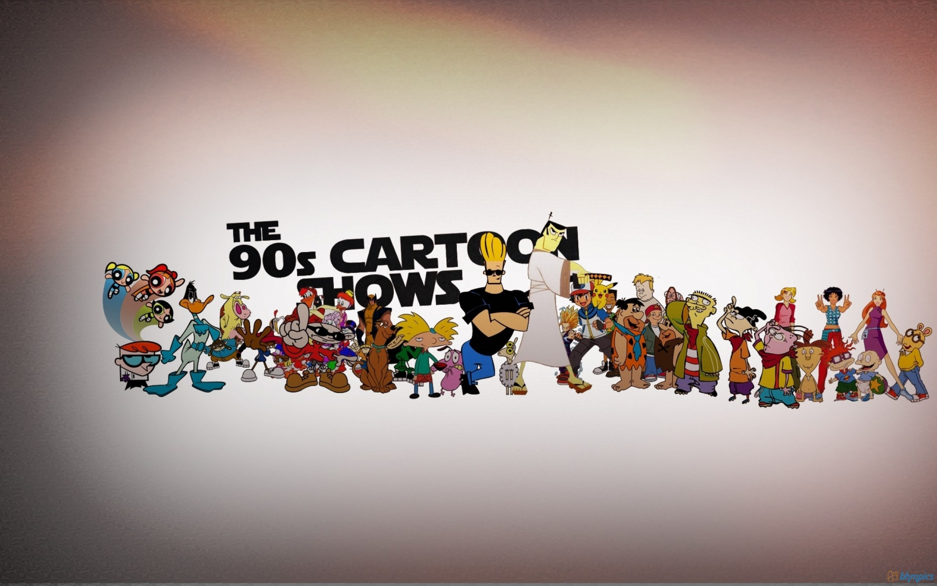 Cartoon Network Character Wallpaper Animated #6728399 Wallpaper