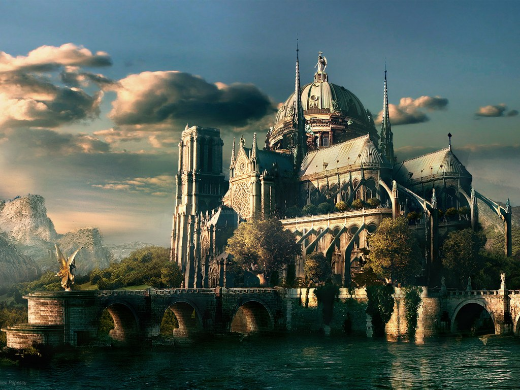Castle HD Wallpapers