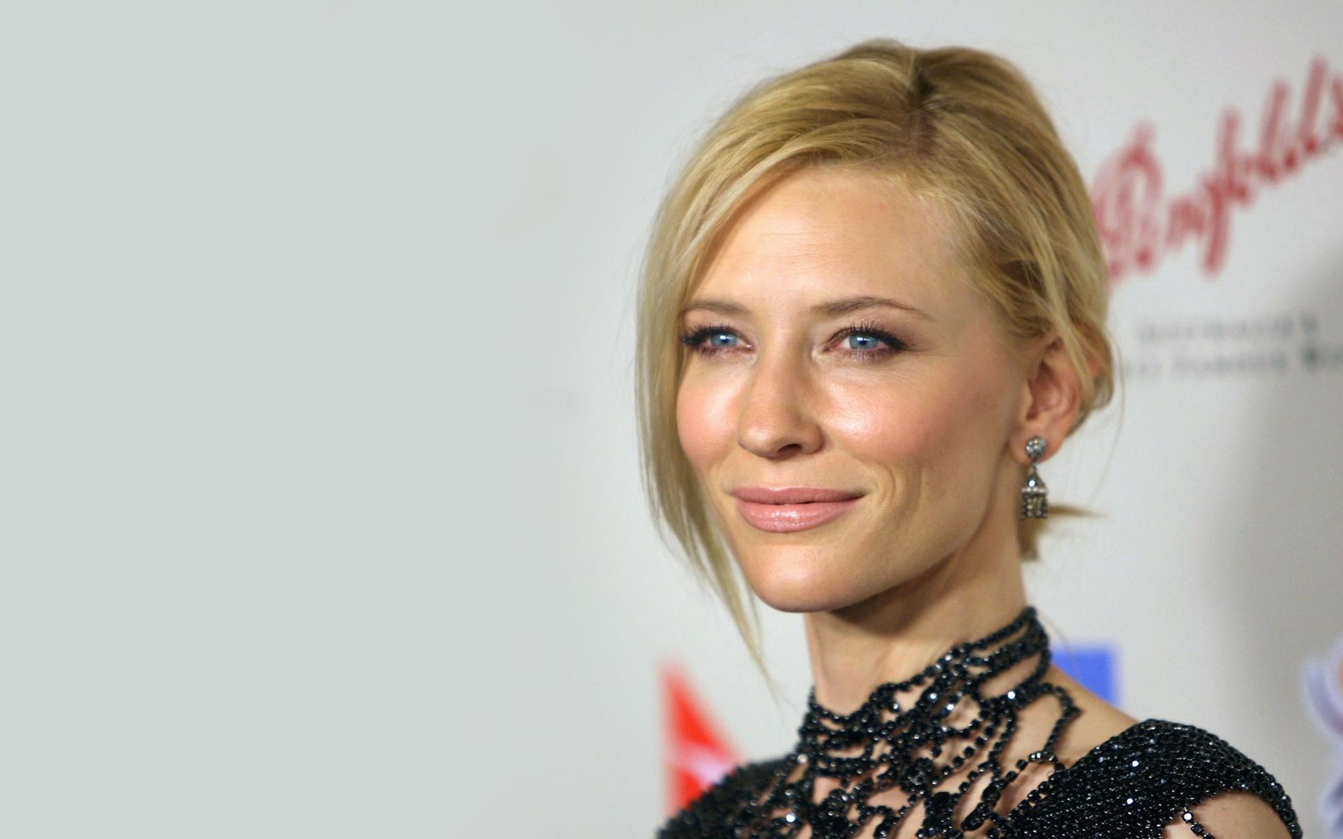 ... Cate Blanchett · Cate Blanchett