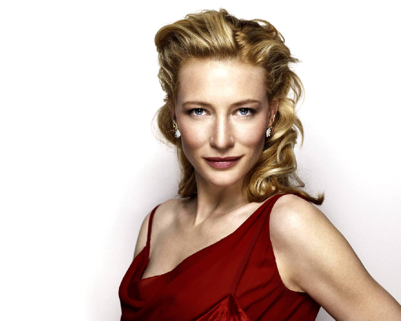 Cate Blanchett and argan oil But Aside From SK-II…