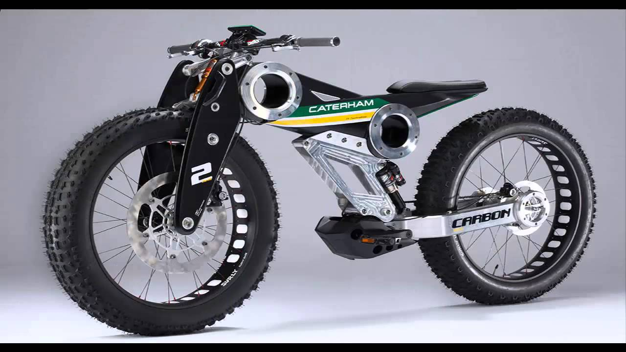 Caterham Bike