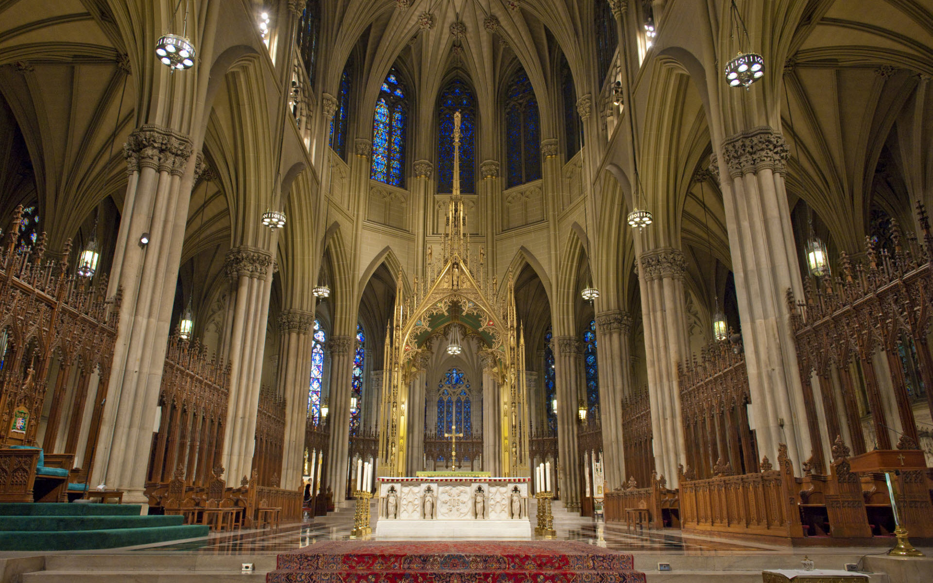 1920x1200 Religious St. Patrick's Cathedral
