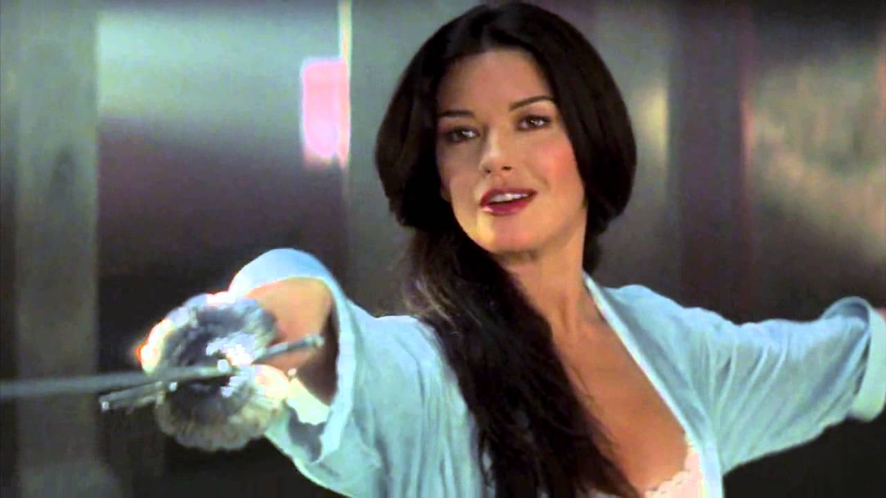 Catherine Zeta Jones Mask Of Zorro Voodoo Child Slight Return